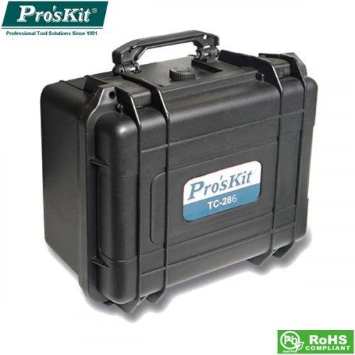 Βαλίτσα εργαλείων ABS αδιάβροχη 340x300x150mm TC-286 Pro'sKit