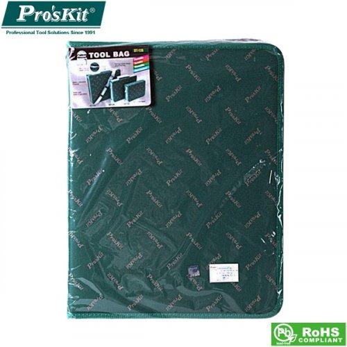 Βαλίτσα εργαλείων πολυεστέρας 385x300x55mm ST-13S Pro'sKit
