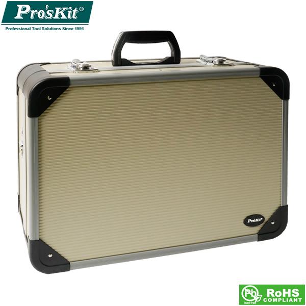 Βαλίτσα εργαλείων PVC με πλαίσο αλουμινίου 460x340x167mm TC-747N Pro'sKit