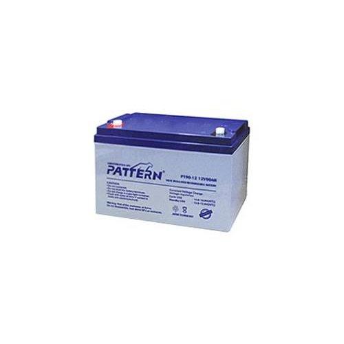 Μπαταρία 12V 90Ah μολύβδου βαθιάς εκφόρτισης PT90-12 Pattern