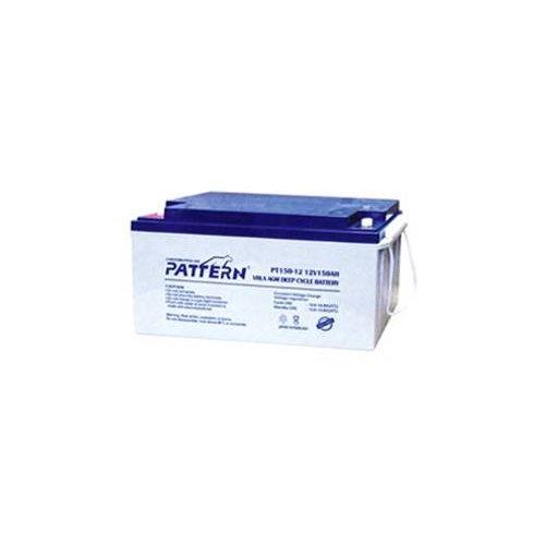 Μπαταρία 12V 150Ah μολύβδου βαθιάς εκφόρτισης PT150-12 Pattern