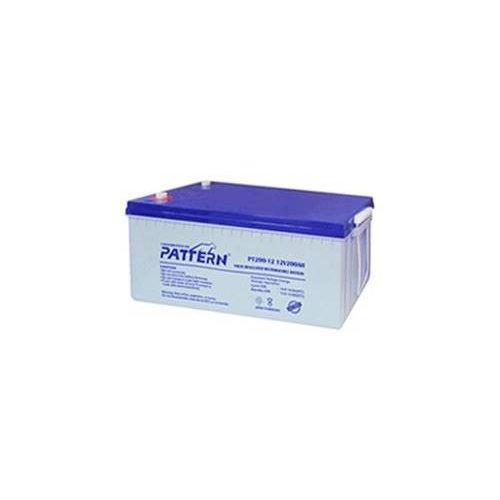Μπαταρία 12V 200Ah μολύβδου βαθιάς εκφόρτισης PT200-12 Pattern