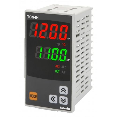 Ελεγκτής θερμοκρασίας ψηφιακός 48x96 100-240V AC TCN4H24R Autonics