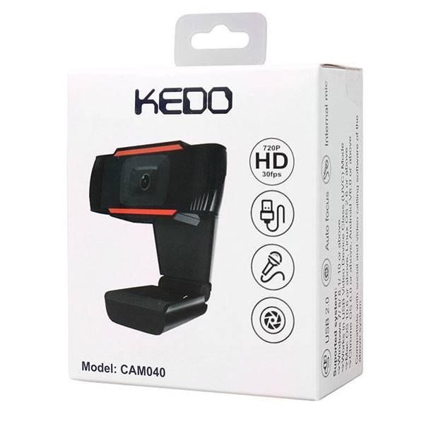 Camera Web 720P HD CC-CAM040 Kedo