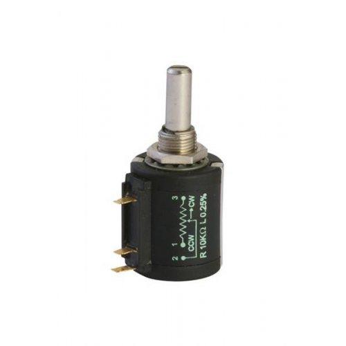 Ποτενσιόμετρο ισχύος 10 στροφών 2ΚΩΜ 3W-3010 Pavan