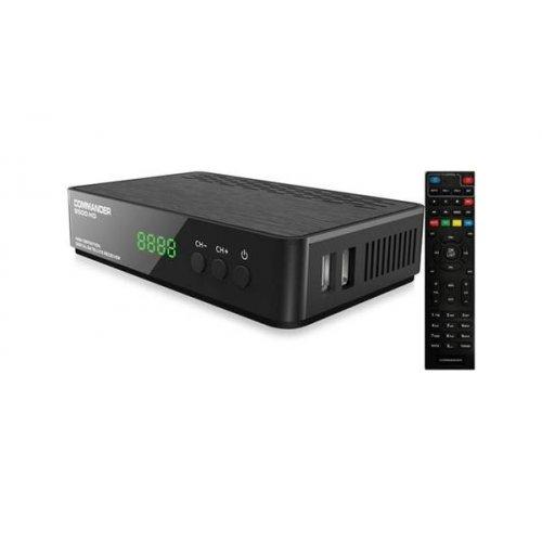 Δέκτης DVB-S2 HD 9500 IR Commander