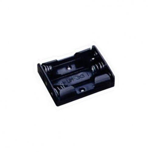Μπαταριοθήκη 3 x AA μπαταριών με solder pin ΒΗ0014Β