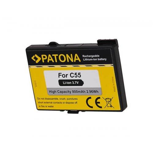 Μπαταρία 3.7V 2.7Wh 800mAh Li-Ion  for Siemens, KPN, Swisscom, Telekom (BLW415 C55) 3182 Patona