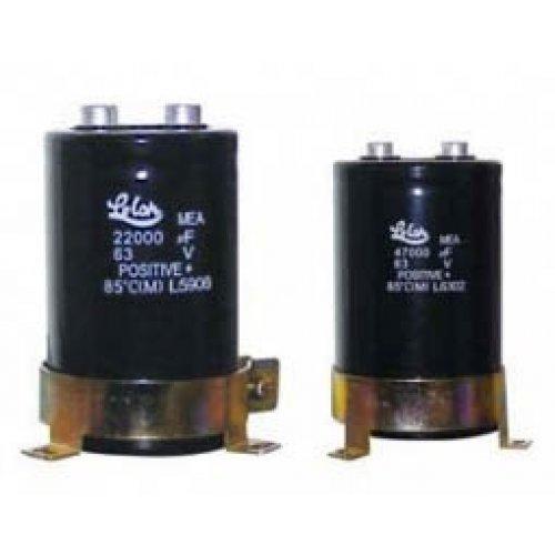 Πυκνωτής ηλεκτρολυτικός SK450V 3300μf 85°C LELON