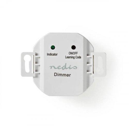 Διακόπτης Τηλεχειριζόμενος smart RF built in 300w dimmer RFPSD110WT Nedis