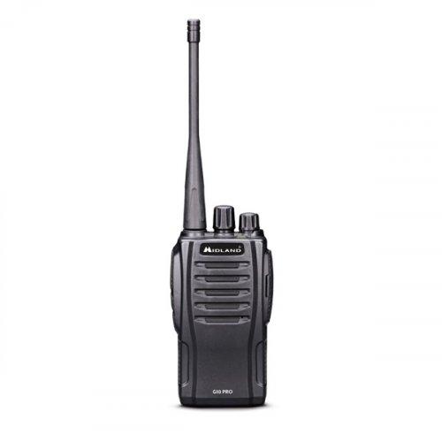 Walkie talkie PMR/LPD G10 Pro Midland