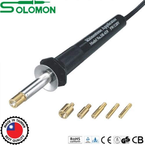 Κολλητήρι ειδικό για στράς με 6 μύτες 230V (Σούκο) SR-618 Solomon