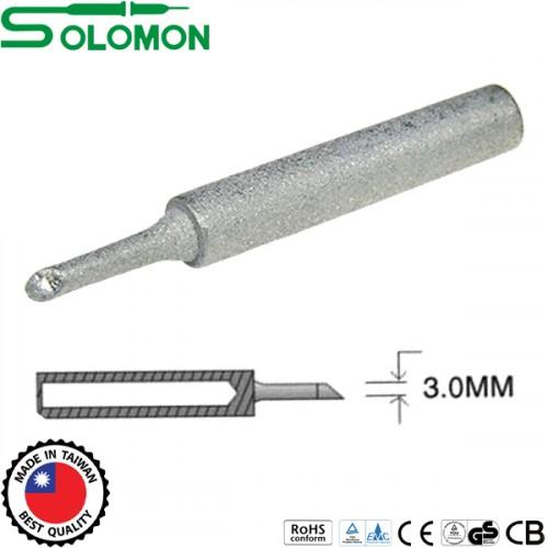 Μύτη κολλητηρίου 3mm 976T-3C για το σταθμό κόλλησης SR-976 Solomon