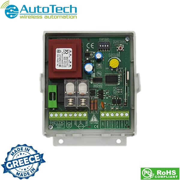 Πλακέτα τηλεχειρισμού ρολλών 433,92 Mhz R2010S Autotech