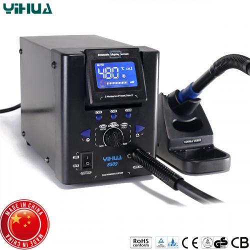 Σταθμός κόλλησης θερμού αέρα 200W SMD YH-8509 Zhongdi