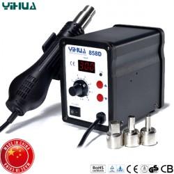Σταθμός κόλλησης θερμού αέρα 650W YH-858 YiHua