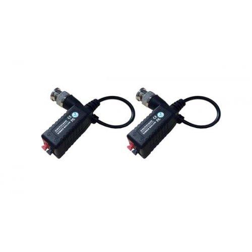 Video balun-converter BNC VDB-002AHD REALSAFE