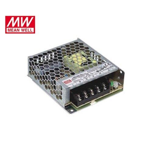 Τροφοδοτικό switch 230V IN -> OUT 5VDC 50W 10A κλειστού τύπου ultra mini LRS50-5 Mean Well