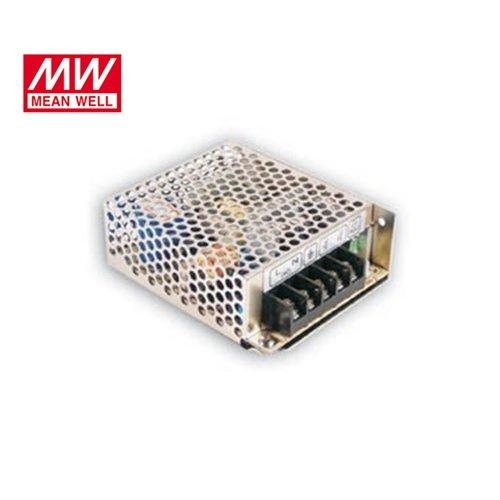 Τροφοδοτικό switch 230V IN -> OUT 24VDC 35W 1.5A κλειστού τύπου mini RS35-24 Mean Well