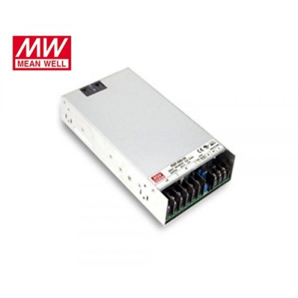 Τροφοδοτικό switch 230V IN -> OUT 24VDC 500W 21A κλειστού τύπου RSP500-24 Mean Well