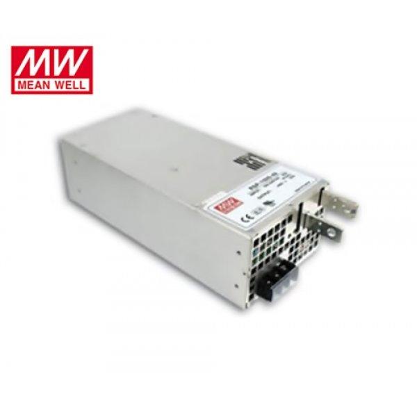 Τροφοδοτικό switch 230V IN -> OUT 24VDC 1500W 63A κλειστού τύπου RSP1500-24 Mean Well