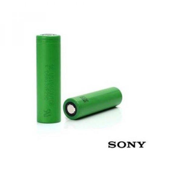 Μπαταρία Λιθίου 3.7V 18650 2600mAh Li-Ion με λαμάκια 18650-35A Sony
