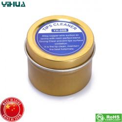 Σολδερίνη πάστα 20gr με συρμάτινο σφουγγαράκι YH-08AB YiHua