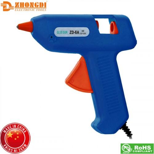 Θερμοκολλητικό πιστόλι σιλικόνης 40W ZD-6A Zhongdi