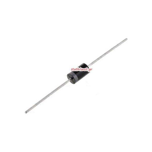 Δίοδος ανόρθωσης Schottky Sr520 20V 5A THT DO201AD Yangjie technology