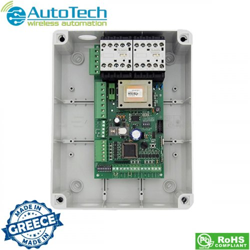Πλακέτα ελέγχου κινητήρων για συρόμενες πόρτες 380V AC F3-9000 Autotech