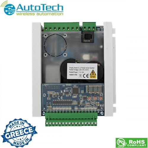 Πλακέτα ελέγχου τριφασικών κινητήρων για ταχυρολά 230V AC (1.2Kw) 3F-9100-1 Autotech