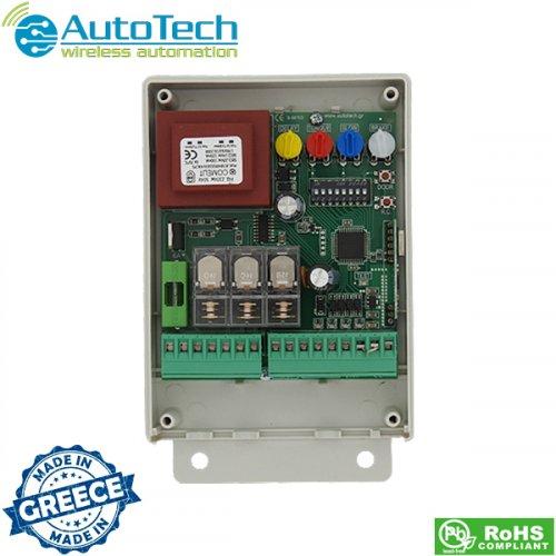 Πλακέτα τηλεχειρισμού συρόμενης γκαραζόπορτας 433,92 Mhz 5070D Autotech