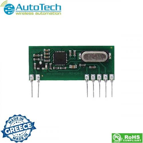 Ψηφιακός δέκτης υπερετερόδυνος AU434S Autotech